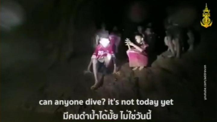 Дети в западне. Когда спасут тайских школьников, запертых в пещере