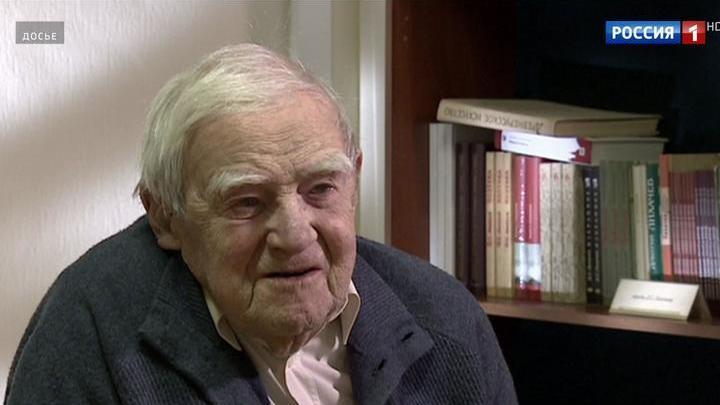 Год без Даниила Гранина: современники вспоминают писателя, который ничего не боялся