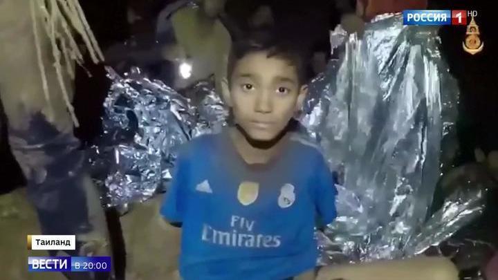 В тайской пещере, где заблокированы школьники, падает уровень кислорода