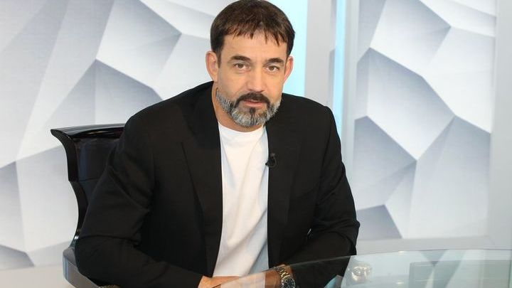 Дмитрий Певцов отмечает юбилей