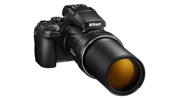 Представлен фотоаппарат со 125-кратным зумом