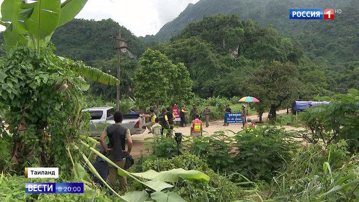 Счастливое спасение в Таиланде. Эксклюзив Сергея Мингажева