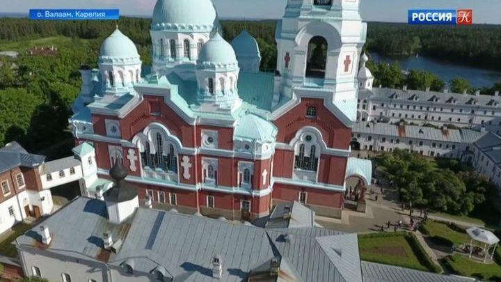 В Валаамском монастыре отметят День памяти преподобных Сергия и Германа
