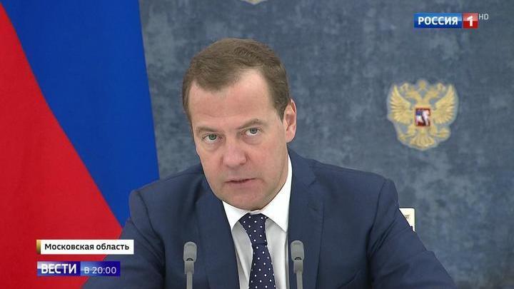 Медведев пообещал покончить с воровством газа на Кавказе