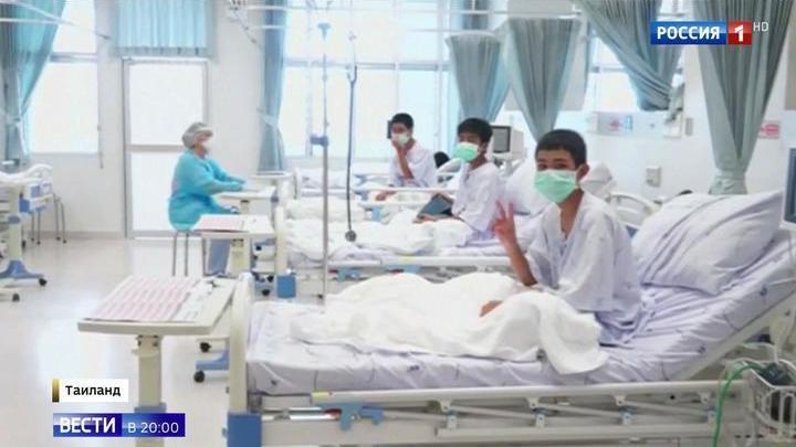 Спасение детей в Таиланде: ликуют все, кроме Илона Маска