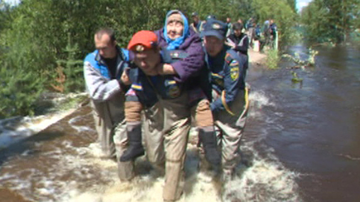Число поврежденных и разрушенных паводком мостов в Забайкалье увеличилось почти до 40