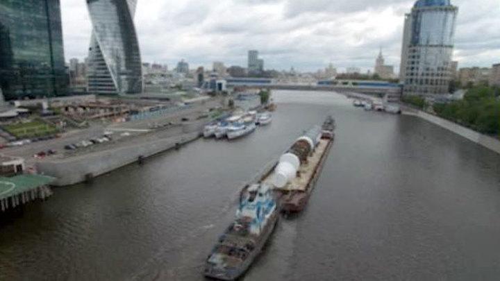 Городские технологии. Рекой подать. Специальный репортаж Дмитрия Щугорева
