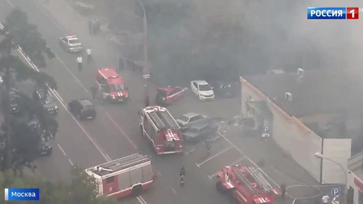 ЧП в автосервисе на Авиационной улице: пострадали 12 человек