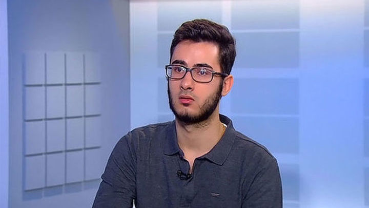 Специальный корреспондент Федерального агентства новостей Аббас Джума