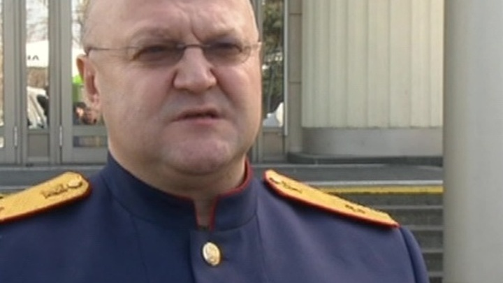 """Экс-начальник столичного главка СК посажен в """"Лефортово"""""""