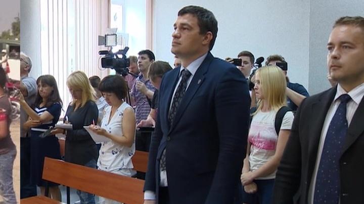 Избивший DJ Smash экс-депутат заксобрания Пермского края получил два года колонии