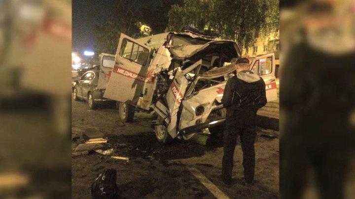 ДТП в Кузбассе: один человек погиб, двое пострадали