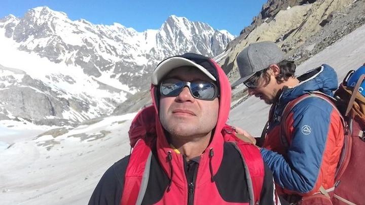 Альпинист Александр Гуков, застрявший в горах в Пакистане, спасен