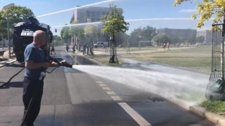 Европа изнывает от аномальной жары