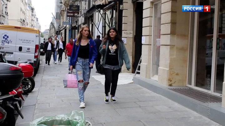 Во Франции за приставания к женщинам будут штрафовать