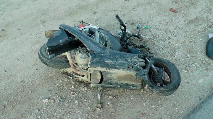 В Костромской области двое детей пострадали, упав со скутера