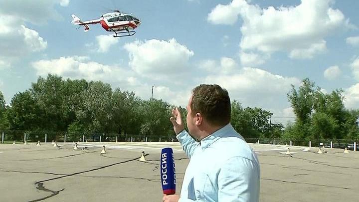 Спасти еще больше жизней: воздушная скорая помощь в столице будет работать круглосуточно