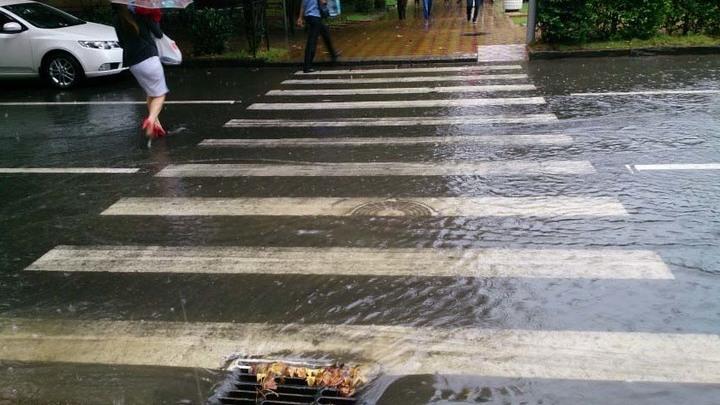 Ливневая канализация; ливневка в Сочи