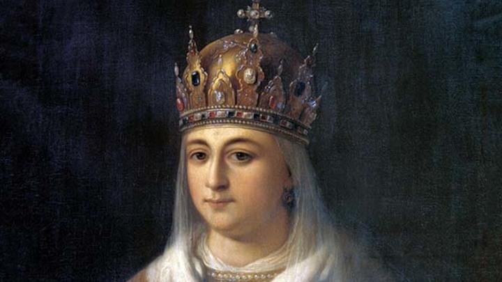 Евдокия (Прасковья) Лопухина, первая жена Петра I