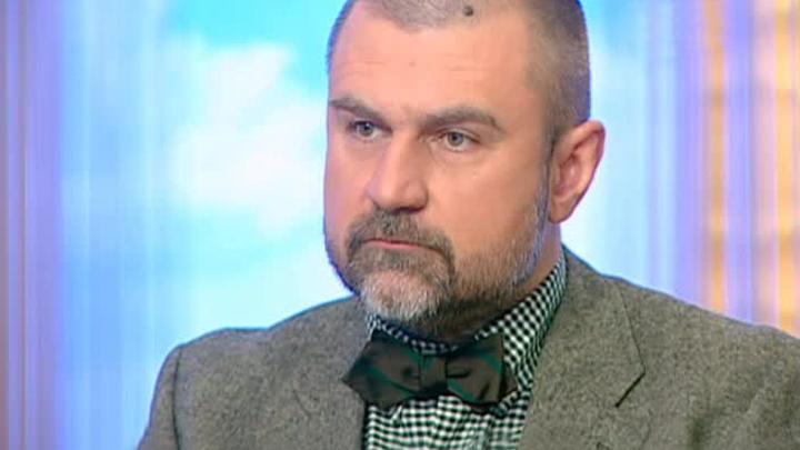 Председатель Национального антикоррупционного комитета Кирилл Викторович Кабанов.