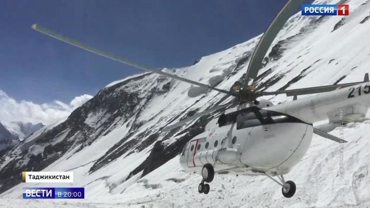 Альпинисты молчали, когда их спасали: подробности спецоперации в Таджикистане