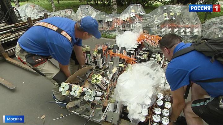 Самый красочный фестиваль лета: столицу ждет грандиозное пиротехническое шоу