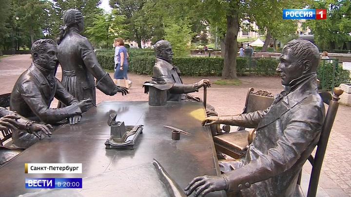 """Автор скульптурного самозванца из Петербурга винит во всем """"Википедию"""""""