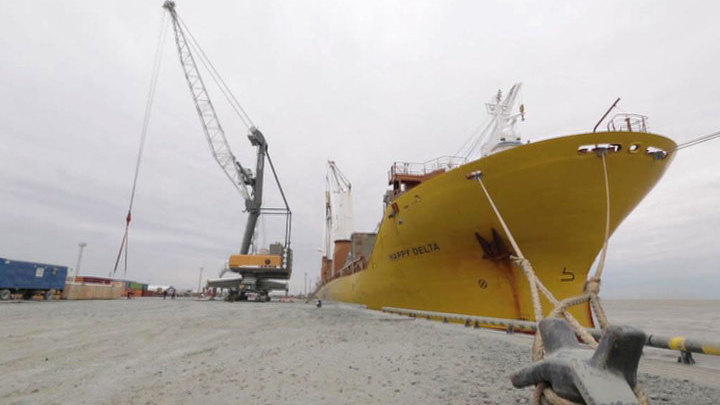 Южная Корея заинтересована в использовании Северного морского пути
