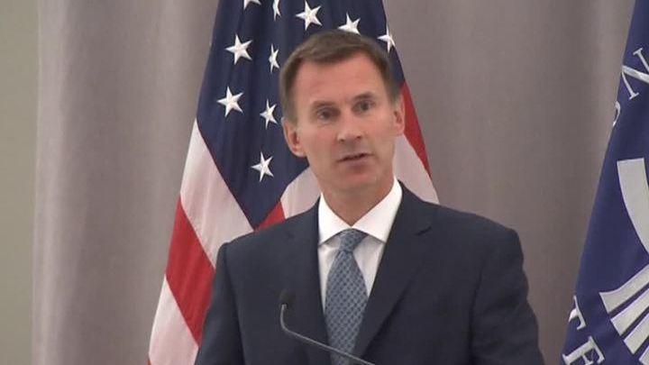 Министр иностранных дел Великобритании выступил за соглашение с Ираном