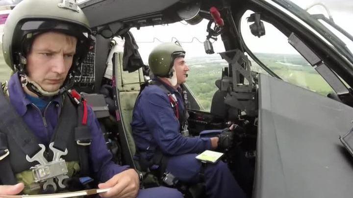 В российской армии продолжаются масштабные учения