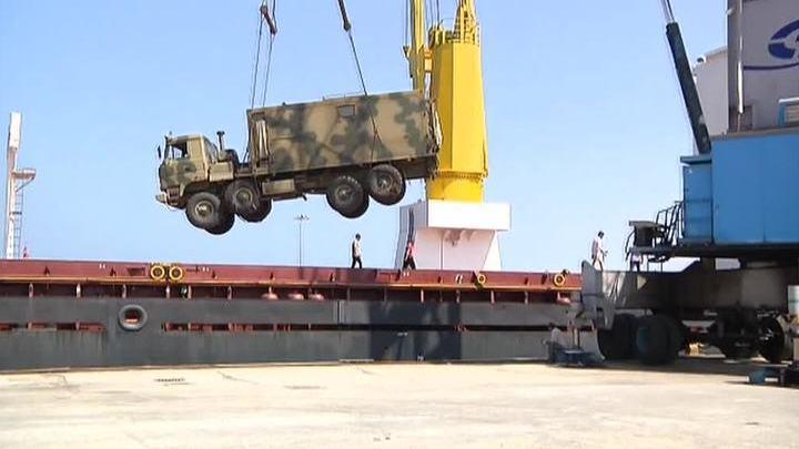 Российские военные передали своим сирийским коллегам уникальный комплекс