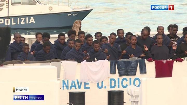 Мигрантский вопрос расколол Европу