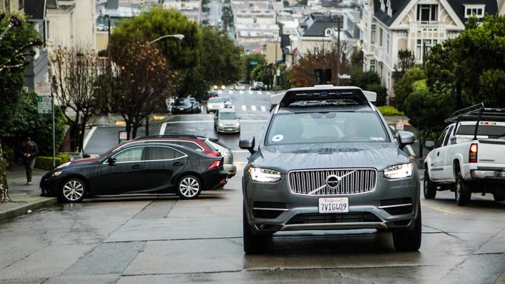 Uber начнет доставлять еду дронами