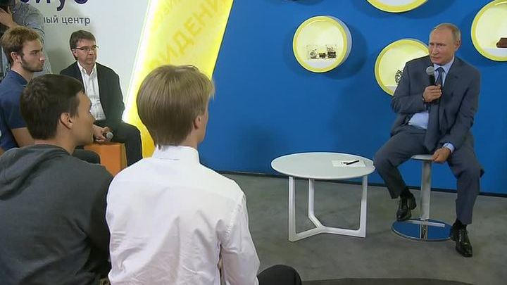 Путин: Россия способна добиваться недостижимого