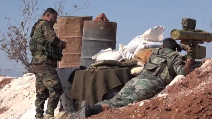 Сирия: количество обстрелов в Идлибе не уменьшается