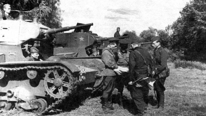 Юго-Западный фронт, 1942 год. Автор неизвестен