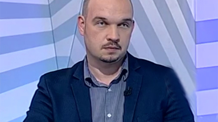 Эксперт в области цифровизации Алексей Чукарин.