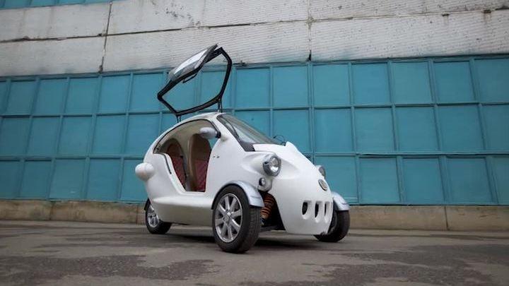 "Программа ""Наука"": электромобили как перспективный транспорт"