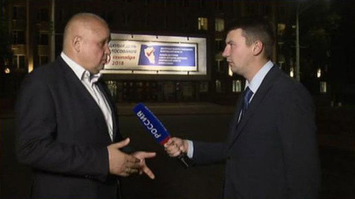 Сергей Цивилев: Кузбасс голосовал за благополучие - это наш главный приоритет