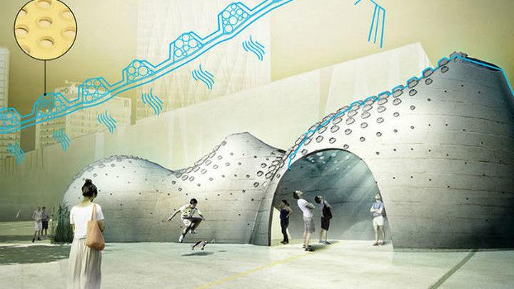 В домах будущего охлаждать воздух будут сами стены