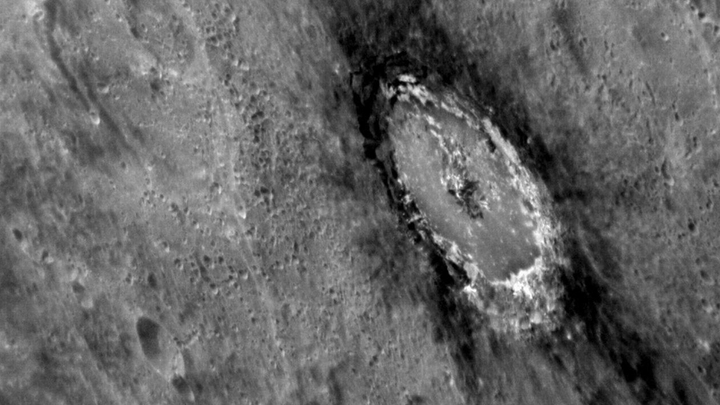 """Учёные использовали для своего исследования данные космического аппарата НАСА """"Мессенджер"""""""