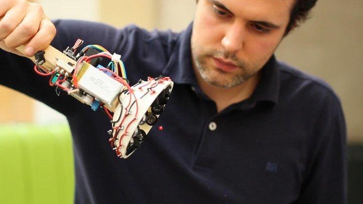 Теперь каждый, у кого дома есть 3D-принтер, сможет собрать этот научно-фантастический аппарат.