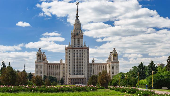 МГУ вошел в топ-40 лучших университетов мира