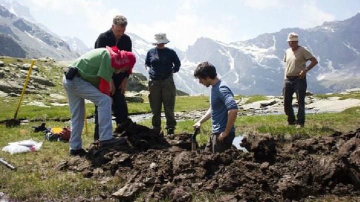 Исследователи обнаружили нарушение осадочного слоя на франко-итальянской границе