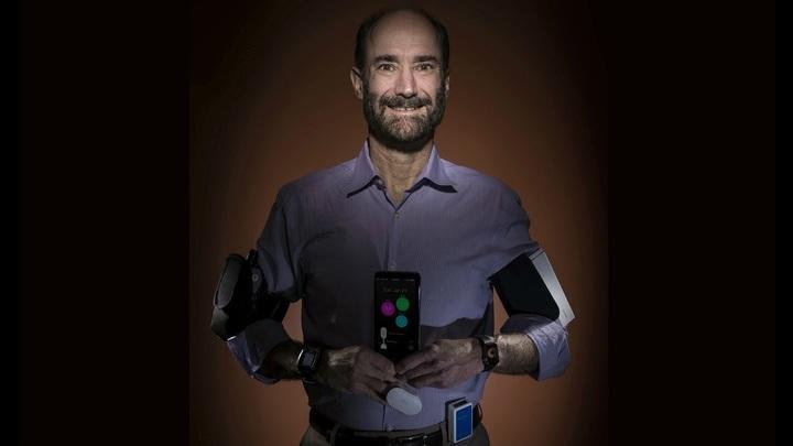Профессор Майкл Снайдер, вдохновивший команду на исследование и сам ставший участником экспериментов.