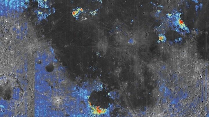 Содержание воды в вулканических отложениях относительно невелико √ примерно 0,05% их веса. Однако некоторые из этих пород покрывают тысячи квадратных километров.