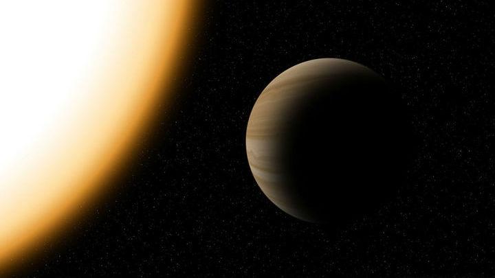 Новая планета оказалась горячим юпитером.