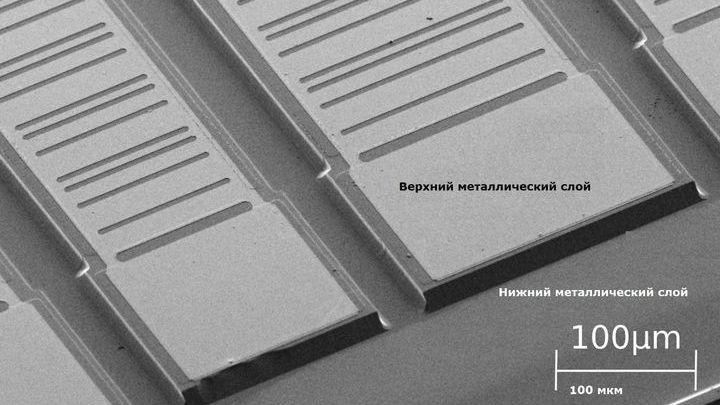 Исследователи собрали целую батарею миниатюрных излучателей.