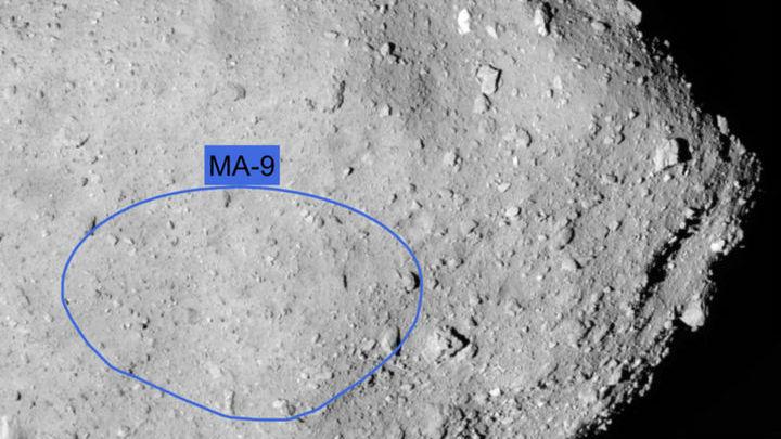 Регион МА-9 оказался достаточно удобным для работы ровера и вместе с тем достаточно интересным для учёных.