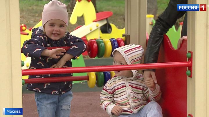 Покрытие детских площадок проверяют после несчастного случая с ребенком